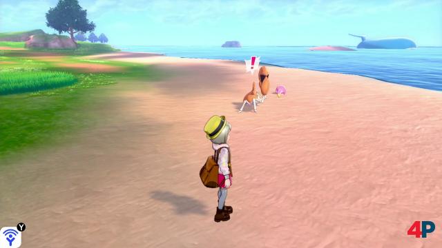 Screenshot - Pokémon Schwert & Schild - Die Insel der Rüstung (Switch) 92617390