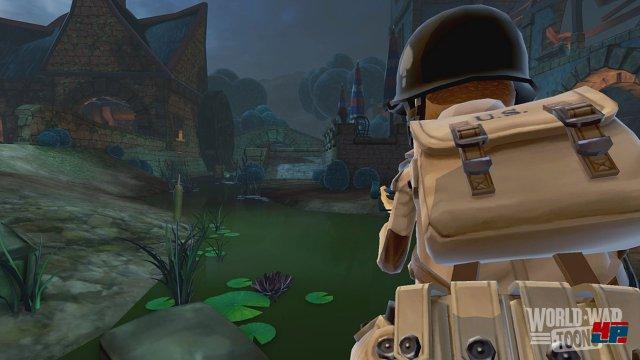 Screenshot - World War Toons (PC)