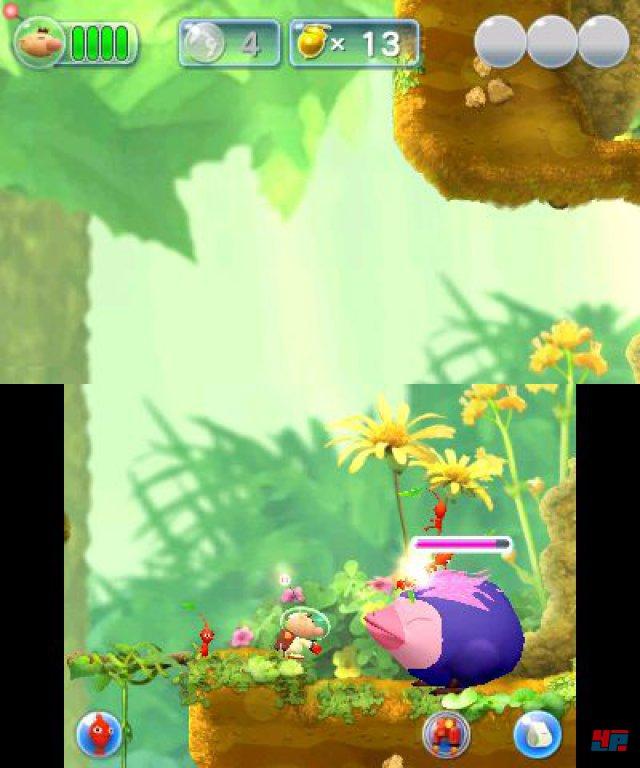 Screenshot - Hey! Pikmin (3DS) 92550133
