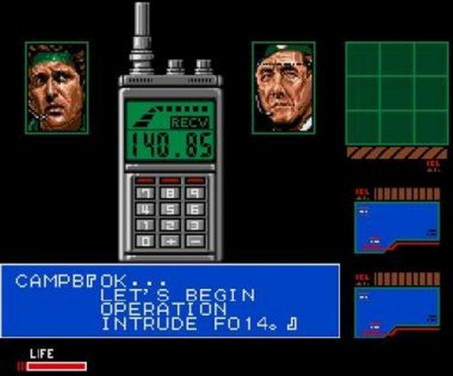 Die Welt als Geisel <br><br> Drei Jahre später holte Kojima seinen neuen Helden aus dem Ruhestand zurück auf den MSX2 und schickte ihn erstmals unter dem Kommando von Colonel Roy Campbell in den Einsatz. Ausgangspunkt von Metal Gear: Solid Snake ist die fiktive Nation Zanzibar Land in Zentralasien, deren Soldaten 1999 den tschechischen Wissenschaftler Dr. Marv entführen, der eine Alternative zum immer knapper werdenden Öl erfunden hat. Klar, dass auch wieder an einem neuen Metal Gear geschraubt wird, Big Boss dabei seine Finger mit im Spiel hat und selbst der verschollene Gray Fox erneut auftritt - dieses Mal jedoch auf der Seite der bösen Jungs. Beide MSX2-Titel sind als Bonus sowohl Teil von MGS 3: Subsistence als auch der jüngst veröffentlichten MGS HD Collection für PS3, 360 und Vita. 2397727