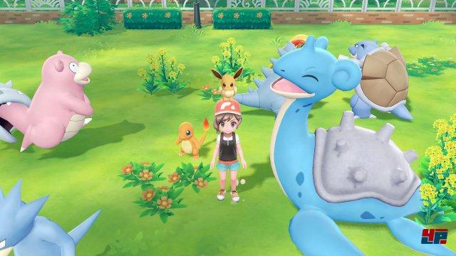 Screenshot - Pokémon: Let's Go, Pikachu! & Let's Go, Evoli! (Switch) 92573876