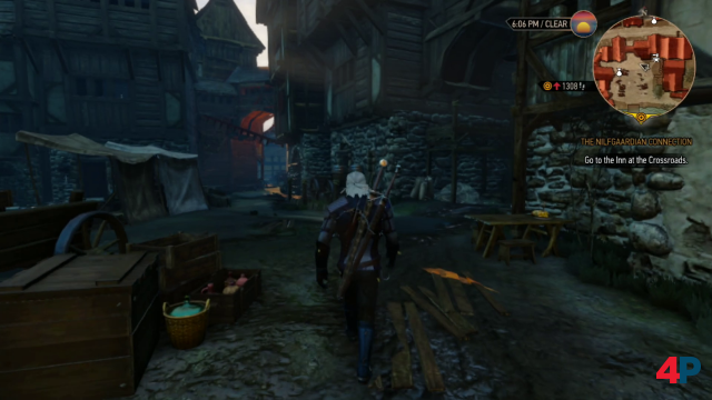Screenshot - The Witcher 3: Wild Hunt (Switch) 92598124