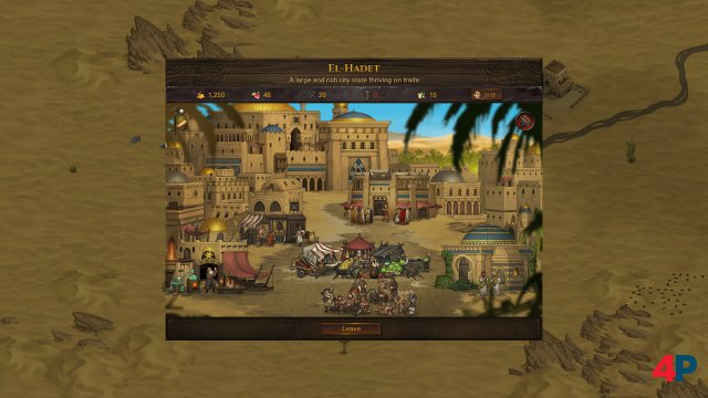 Screenshot - Battle Brothers: Blazing Deserts (PC) 92618344