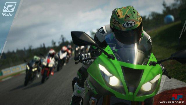 Screenshot - RIDE (360)