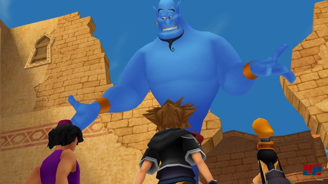Screenshot - Kingdom Hearts HD 2.5 ReMIX (PlayStation3) 92491474