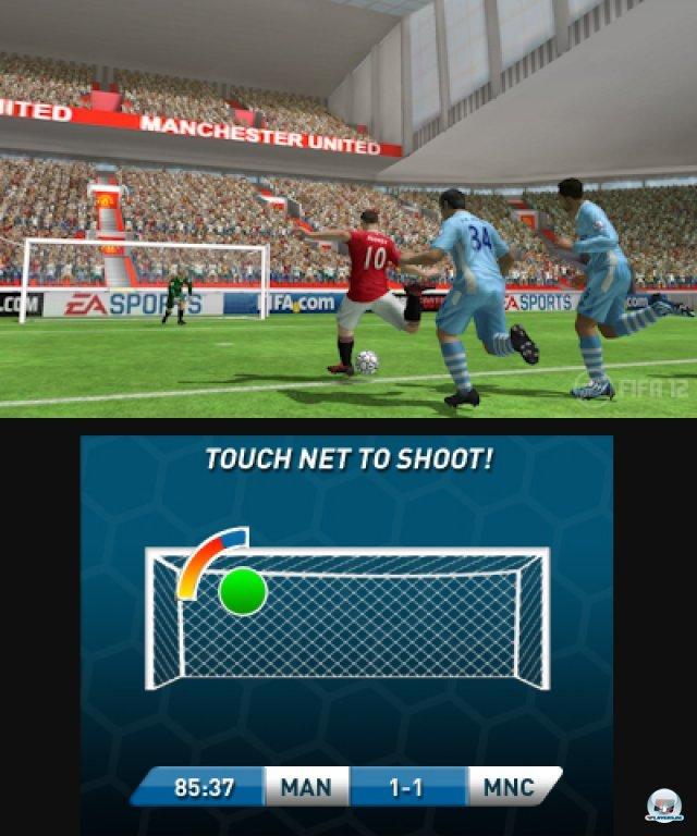 Screenshot - FIFA 12 (3DS) 2271772