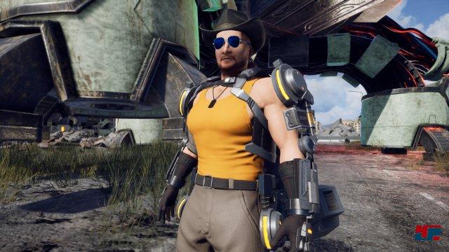 Screenshot - Earth Defense Force: Iron Rain (PS4) 92586138