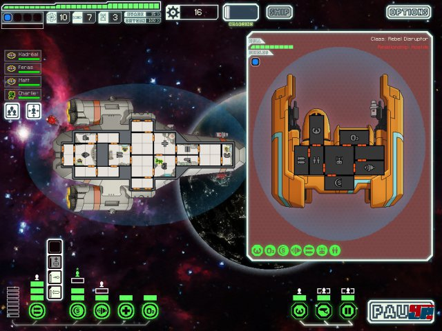 Screenshot - FTL: Faster Than Light (iPad) 92479804