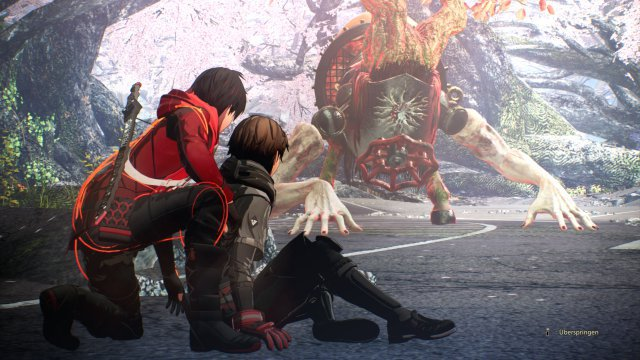 Screenshot - Scarlet Nexus (PlayStation5) 92645763