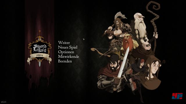 Screenshot - Sword Legacy: Omen (PC)