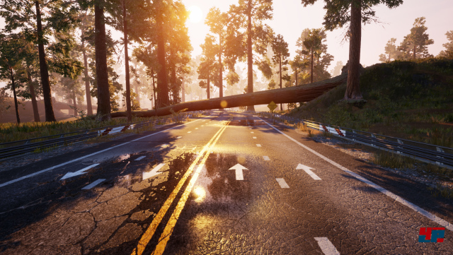 Screenshot - Dangerous Driving (PC) 92582254
