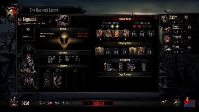 Screenshot - Darkest Dungeon (PC) 92499003