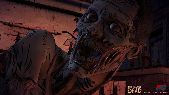 Screenshot - The Walking Dead: Staffel 3 - A New Frontier, Episode 1 (Android) 92532722