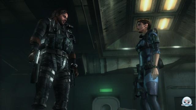 Screenshot - Resident Evil: Revelations (3DS) 2230234
