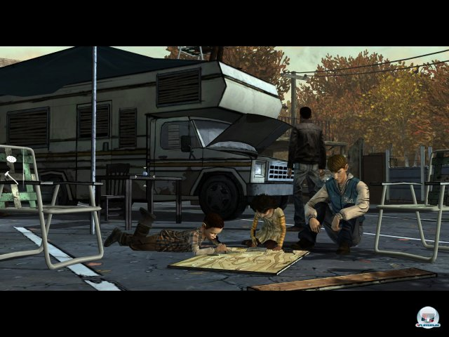 Screenshot - The Walking Dead: Episode 2 Starving for Help   (PC) 2373107