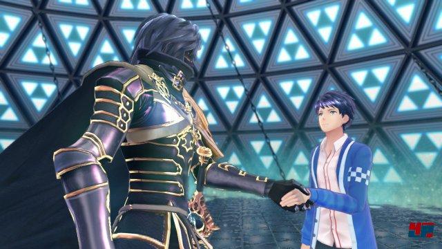 Die Helden aus Fire Emblem tauchen nur in Cameo-Auftritten auf. Die Einflüsse der Taktik-Rollenspiele auf das Kampfsystem sind prägnanter.