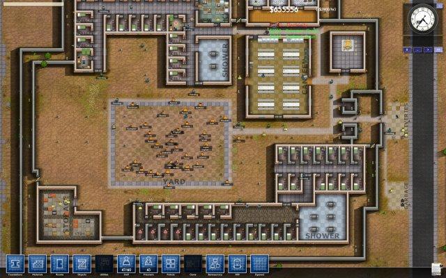 Screenshot - Prison Architect (PC) 92474654