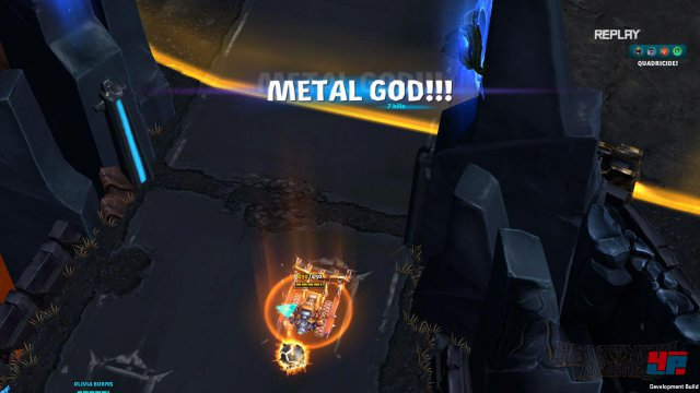 Screenshot - Heavy Metal Machines (PC)