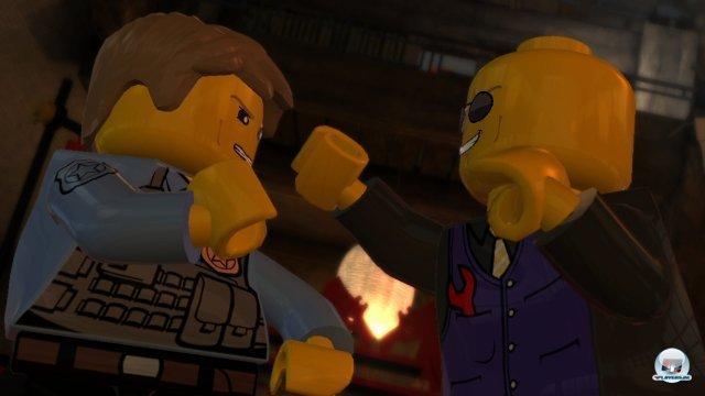 Screenshot - Lego City: Undercover (Wii_U) 92401342