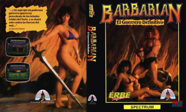 Screenshot - Barbarian: The Ultimate Warrior (Spielkultur) 92488937