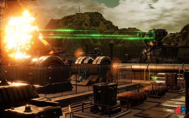 Screenshot - MechWarrior 5: Mercenaries (PC) 92602637