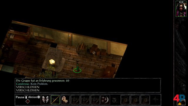 Screenshot - Baldur's Gate and Baldur's Gate 2 Enhanced Editions (PS4) 92598254