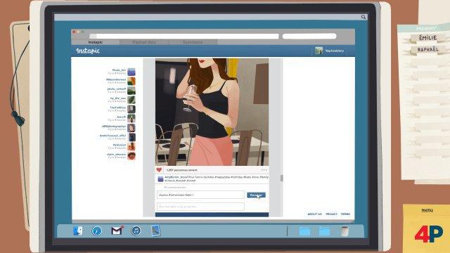 Screenshot - looK INside (PC)