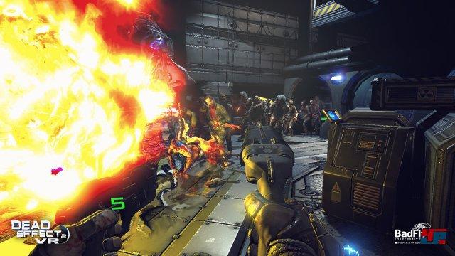 Screenshot - Dead Effect 2 VR (HTCVive) 92553650
