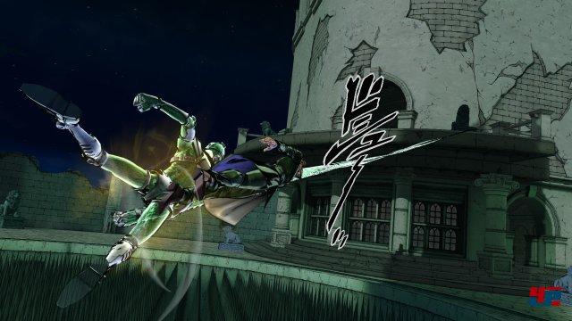 Screenshot - JoJo's Bizarre Adventure: Eyes of Heaven (PlayStation3) 92497626