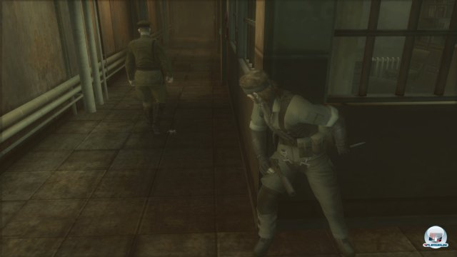 Screenshot - Metal Gear Solid: The Legacy Collection (PlayStation3) 92459691