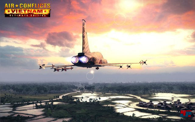 Screenshot - Air Conflicts: Vietnam (PlayStation4)