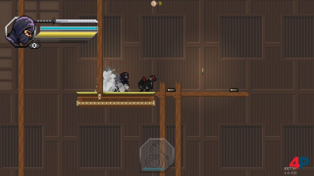 Screenshot - Pixel Shinobi: Nine demons of Mamoru (PC) 92594176