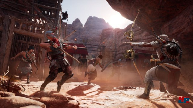 Screenshot - Assassin's Creed Origins: Die Verborgenen (PC)