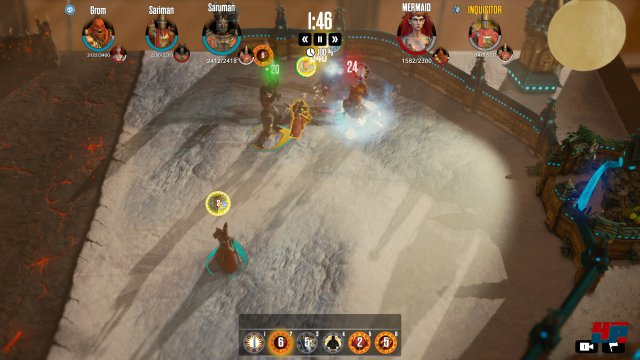 Screenshot - Might & Magic Showdown (PC) 92539333
