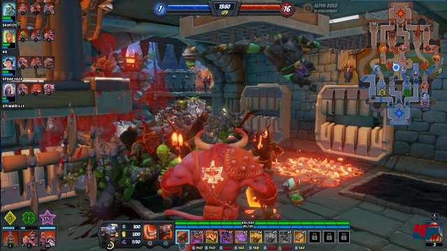 Screenshot - Orcs Must Die! Unchained (PlayStation4) 92496179