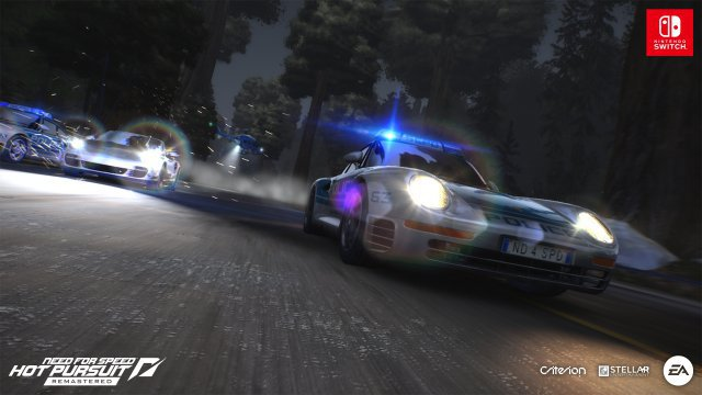 Screenshot - Need for Speed Hot Pursuit Remastered (Switch)