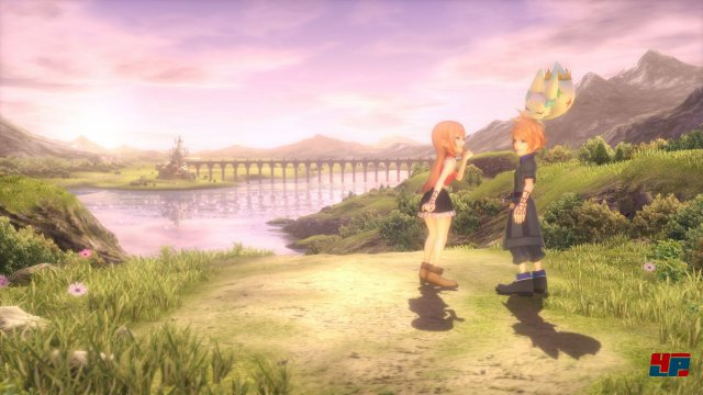 Screenshot - World of Final Fantasy (PlayStation4) 92507748