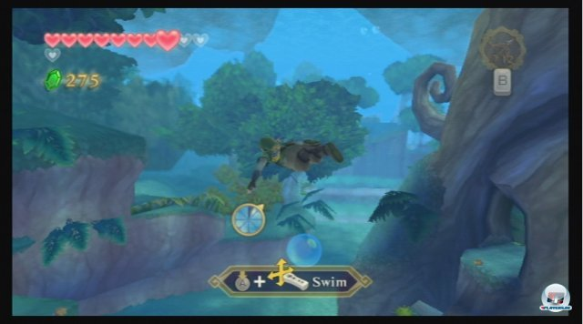 Screenshot - The Legend of Zelda: Skyward Sword (Wii) 2276547