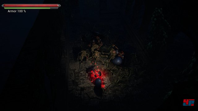 Screenshot - In Darkness (PC)
