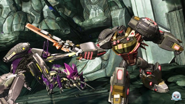 Screenshot - TransFormers: Untergang von Cybertron (360) 2364552