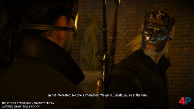 Screenshot - The Witcher 3: Wild Hunt (Switch) 92594590