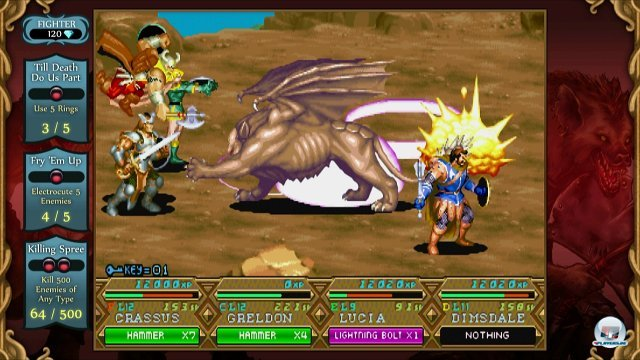 Screenshot - Dungeons & Dragons: Chronicles of Mystara (360) 92461763