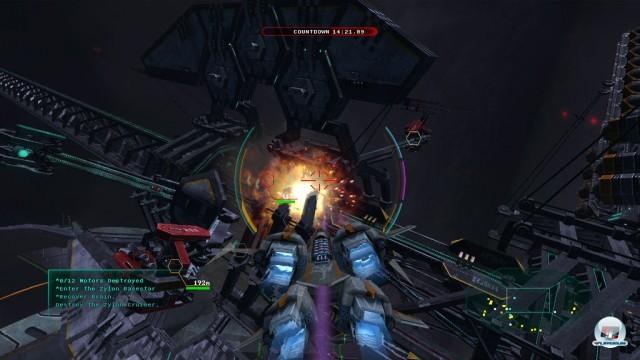 Screenshot - Star Raiders (PC) 2223304