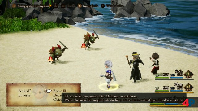 Screenshot - Bravely Default 2 (Switch) 92635807