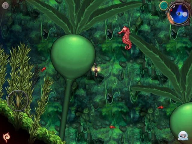 Screenshot - Aquaria (iPad) 2288182