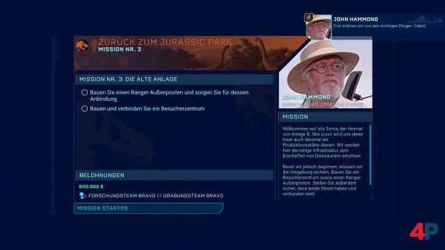 Screenshot - Jurassic World Evolution: Return to Jurassic Park (PC) 92603230
