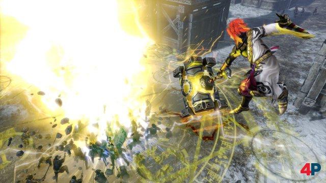 Screenshot - Warriors Orochi 4 Ultimate (PC)
