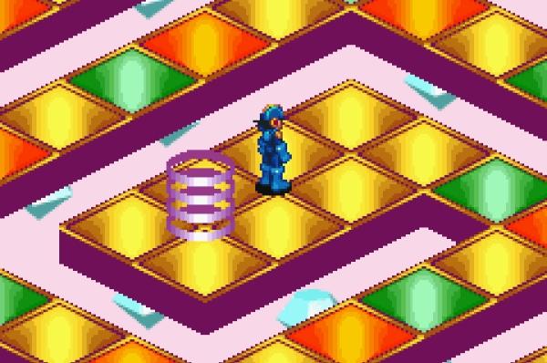 Spin-Offs gibt es fast überall - in Fernsehserien, in Filmen, in Büchern, in Comics, mit großer Wahrscheinlichkeit auch in Waschmaschinen. Und selbstverständlich auch in Videospielen: Die Games der »Mega Man Battle Network«-Reihe (Schon mal von »Rockman EXE« gehört? Ist dasselbe, nur japanisch), davon gibt es bislang sechs, lösen sich spielerisch völlig von ihren Vorgängern, auch wenn die Geschichten auf der klassischen Serie basieren - statt Hüpfaction gibt es hier eine Mischung aus typischem Japano-Rollenspiel und Pokémon-kompatiblem Sammelwahn. Sowie in den letzten Teilen unterschiedliche Editionen des jeweiligen Spiels, die sich untereinander verbinden lassen. 1734163