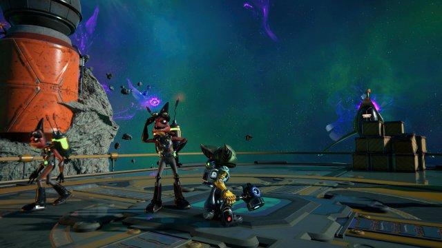 Screenshot - Ratchet & Clank: Rift Apart (PlayStation5) 92643511