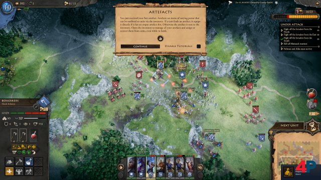 Screenshot - Fantasy General 2: Invasion (PC) 92595680